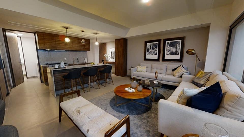 Puede ser una imagen de muebles, sala de estar e interiores